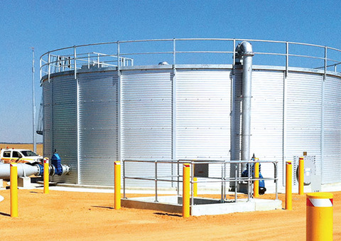Project header Karara Pump Station No 1