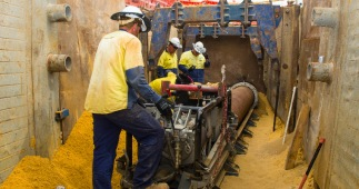 Low impact drilling the Trenchless Technology difference